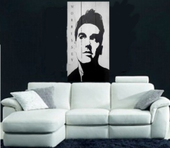Morrissey -Up-Cycled Pallet Wood Art